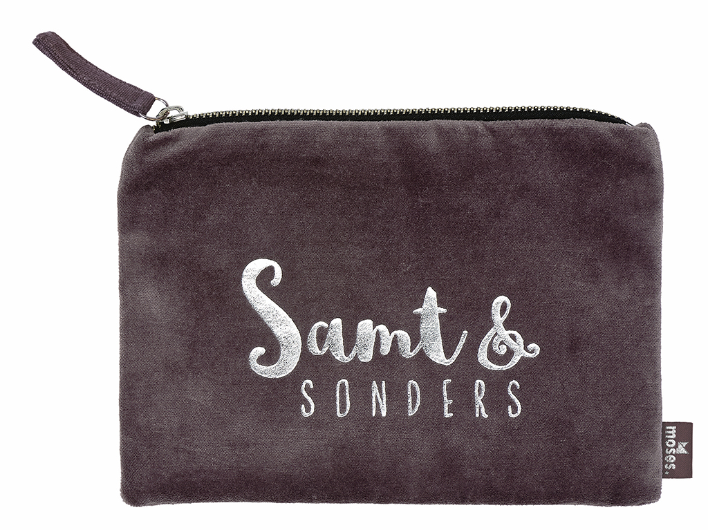 Samttäschchen Samt & Sonders