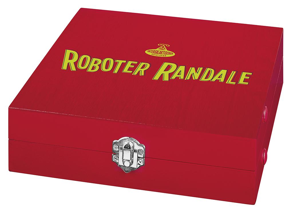 Roboter Randale - Das actionreiche Weltraumrennen