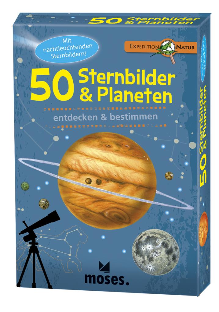 Expedition Natur - 50 Sternbilder & Planeten