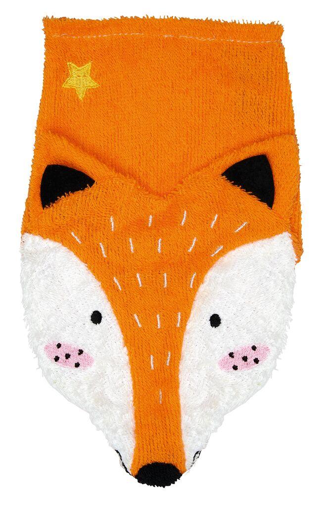Zauber-Waschhandschuh Fuchs