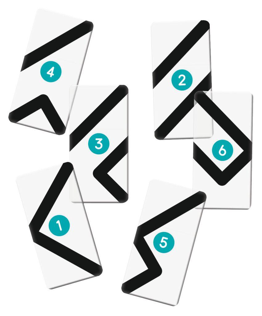 Dot to Dot - Das Logikrätsel mit Durchblick