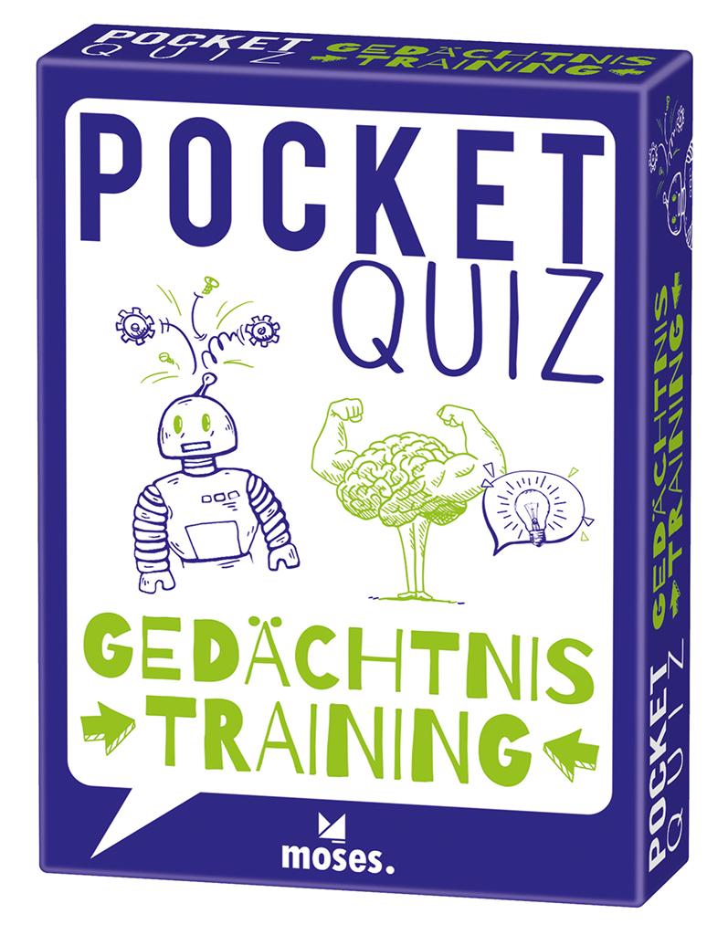 Pocket Quiz - Gedächnistraining