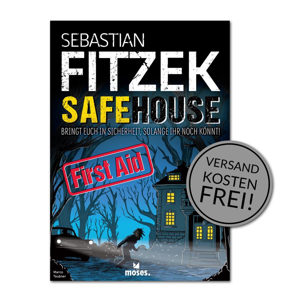 Safehouse First Aid Kit - Sticker für das Spielfeld