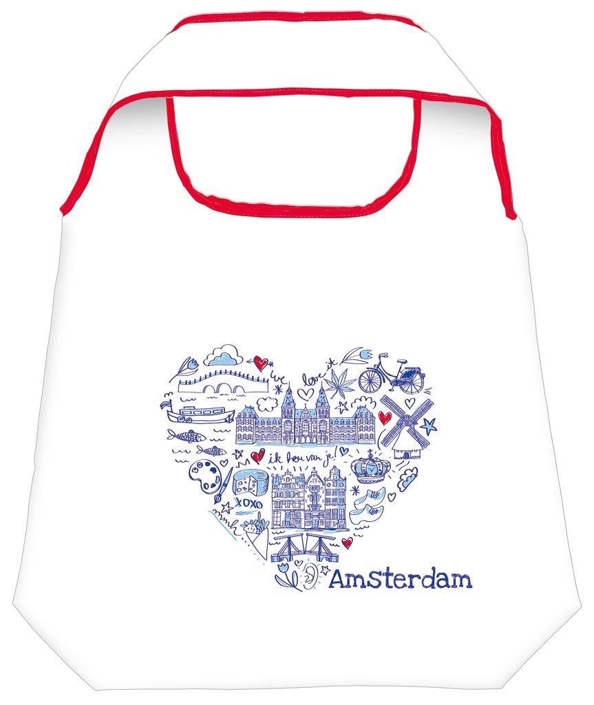 moses. Shopper Amsterdam