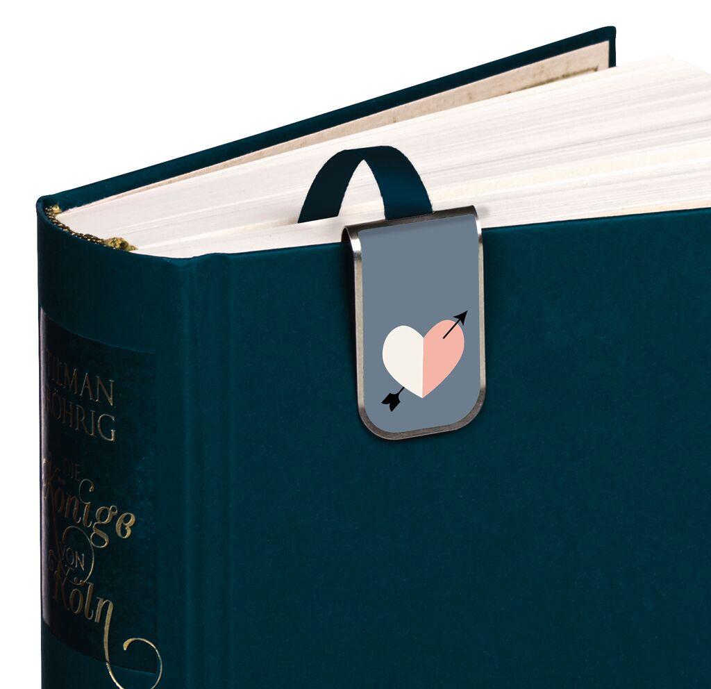 Lesebändchen Hearts