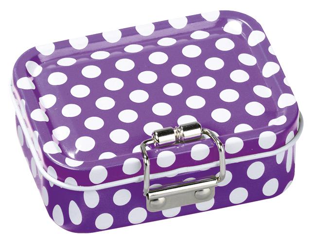 Mini Büro Box lila