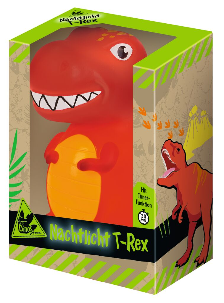 Nachtlicht T-Rex