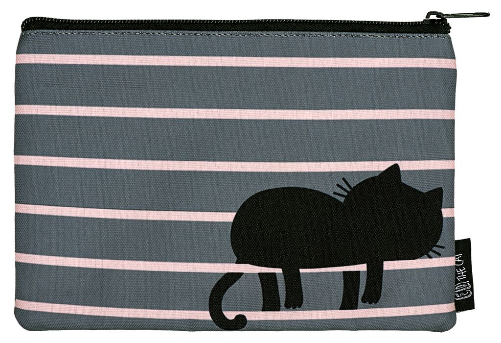 Ed, the Cat Täschchen Stripes