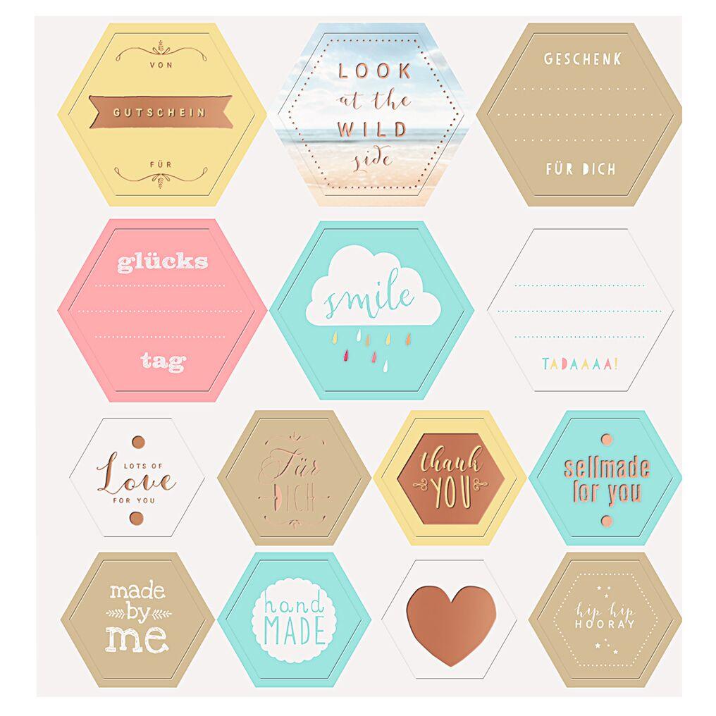 Happy me Stickerbuch