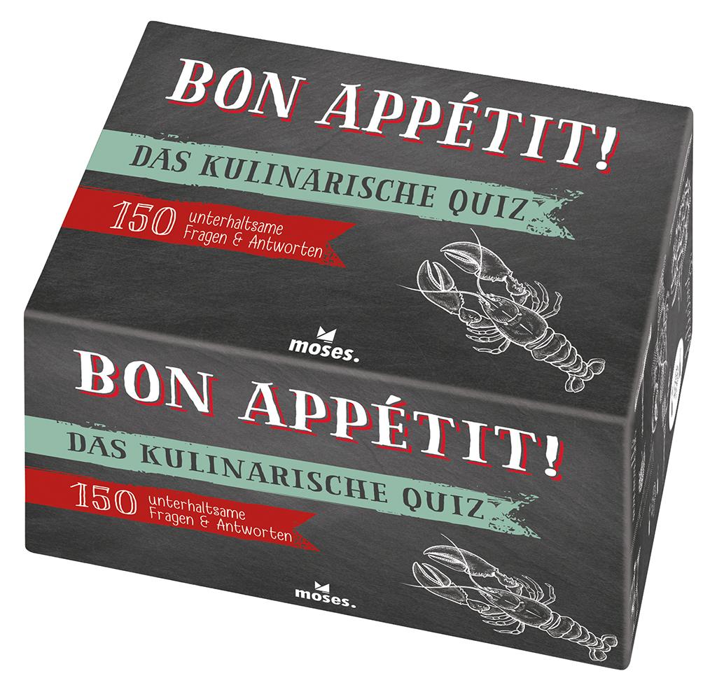 Bon appétit! Das kulinarische Quiz