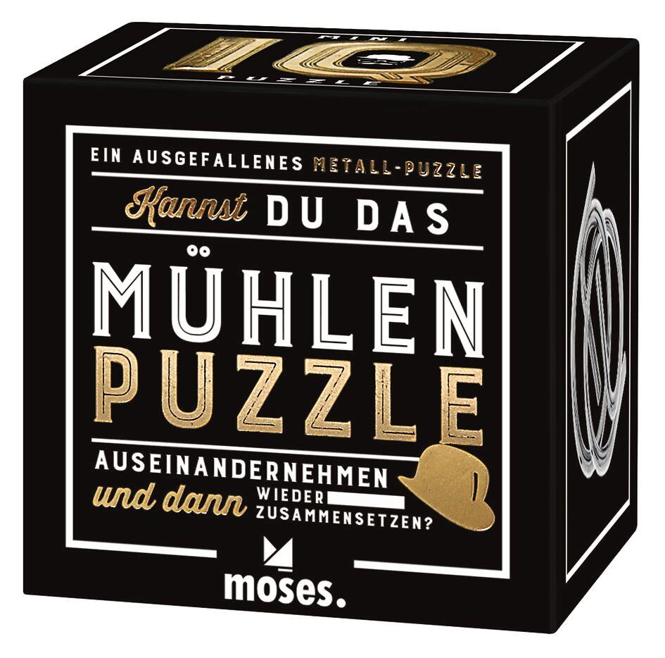 Prof Puzzle Mini IQ Puzzle Mühle