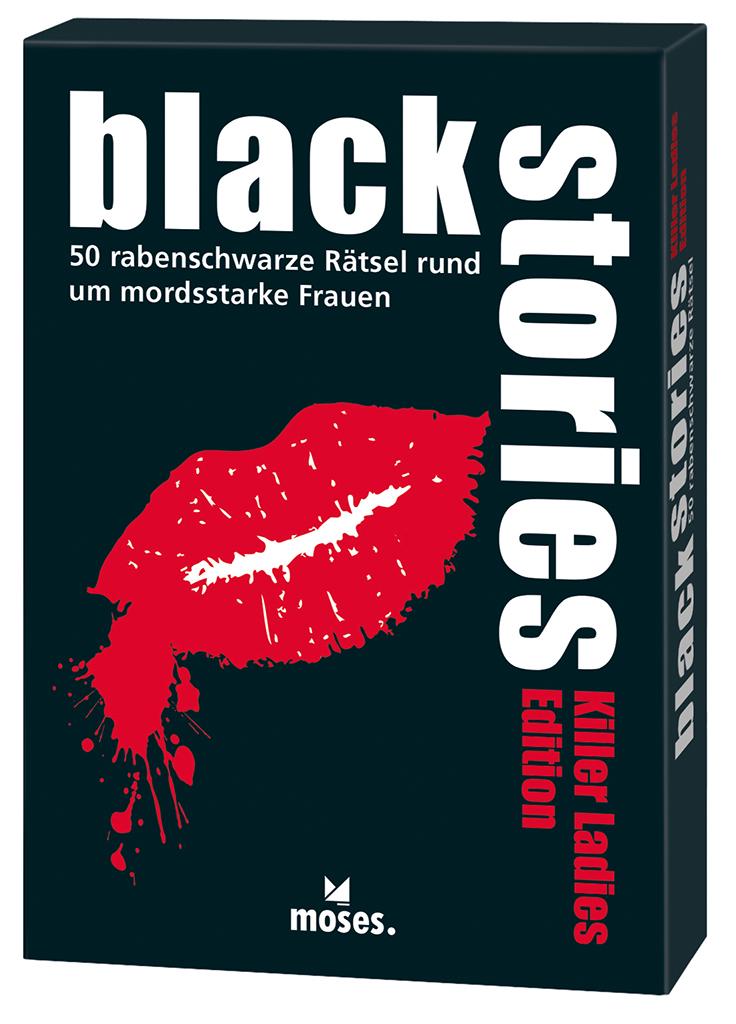 black stories - Killer Ladies Edition