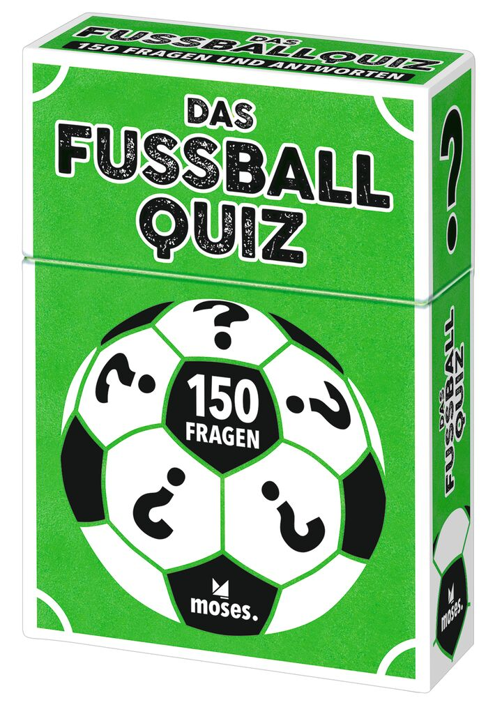 Das Fußball Quiz