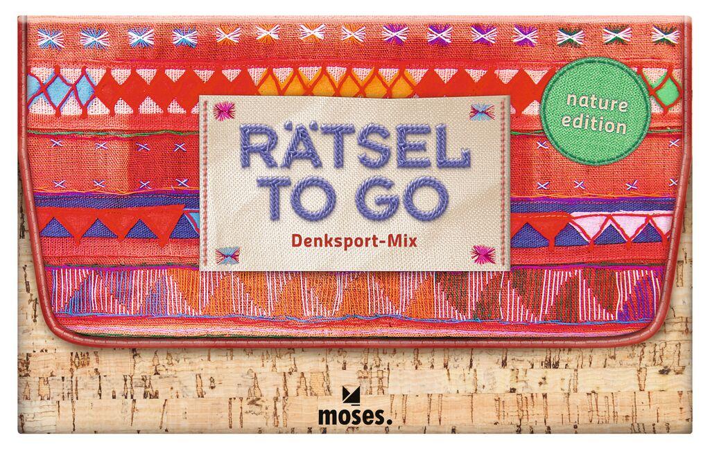 Rätsel to go Denksport-Mix: nature edition