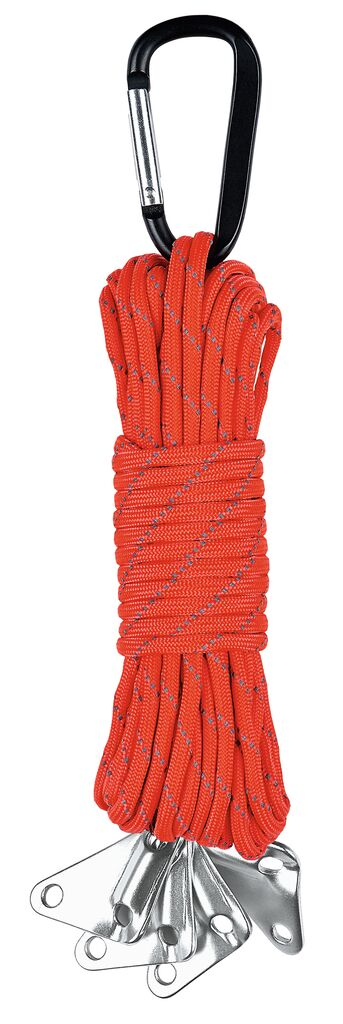 Expedition Natur Paracord-Set rot