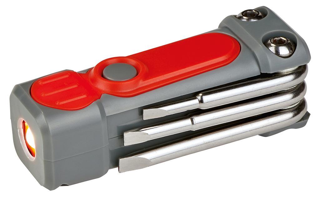 little helper Multitool-Werkzeug mit LED