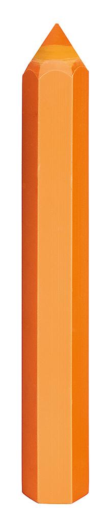 """Radierer """"Bunte Stifte"""" orange"""