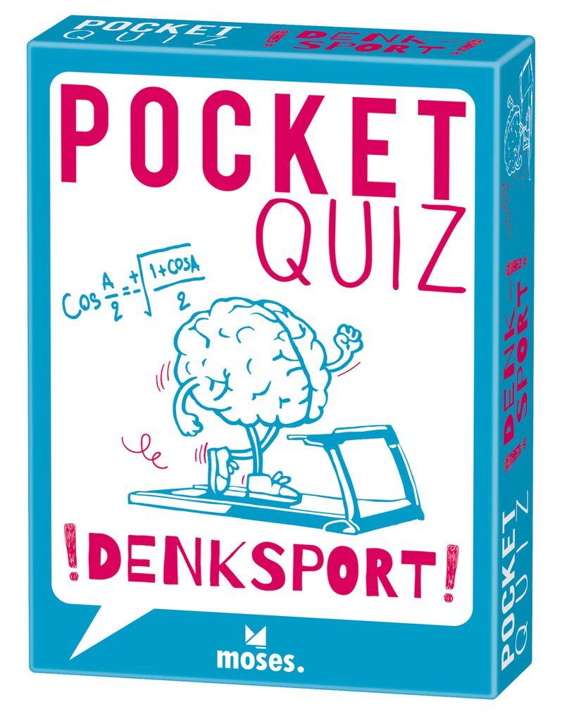 Pocket Quiz - Denksport