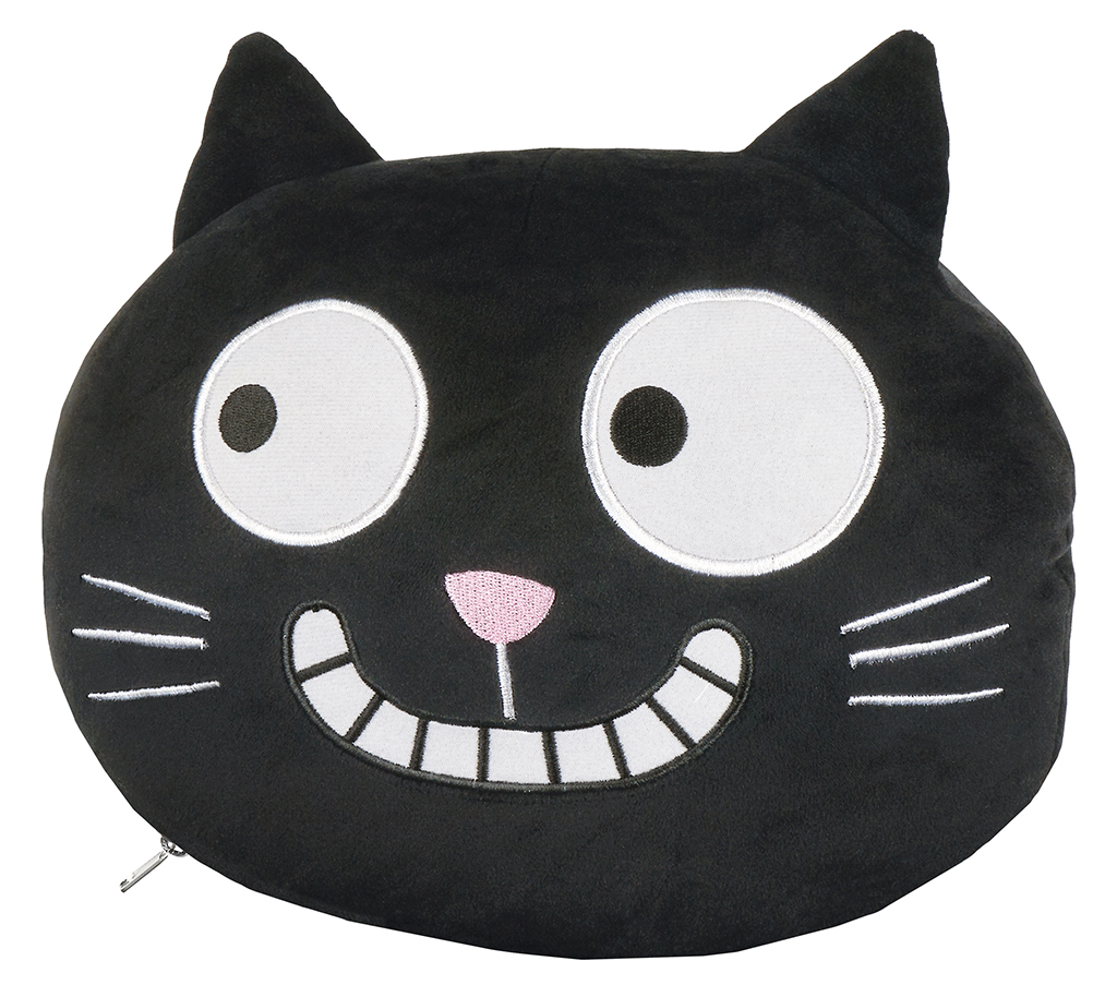 Ed, the Cat Nackenkissen