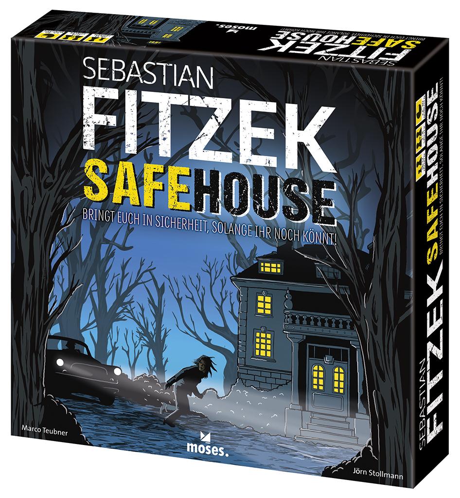 Sebastian Fitzek - Safehouse