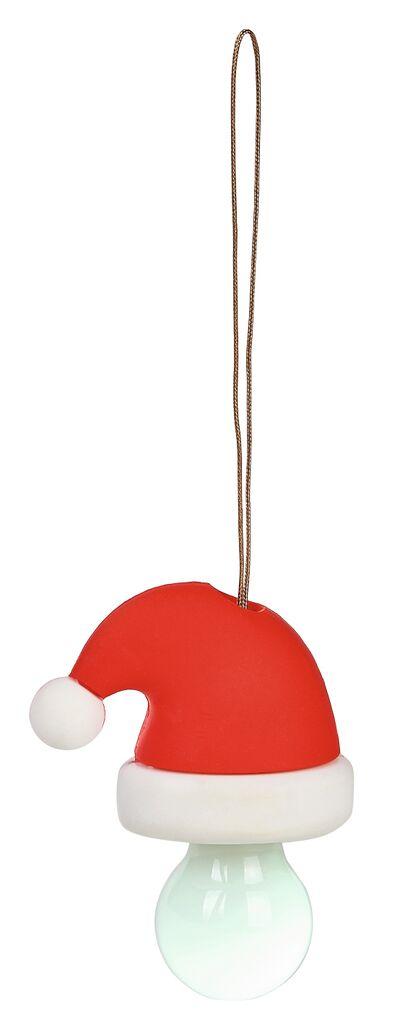 Mini-Weihnachtslicht Mütze