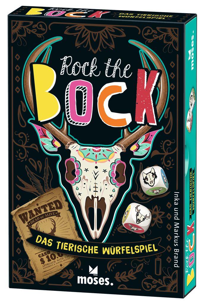 Rock the Bock - Würfelspiel