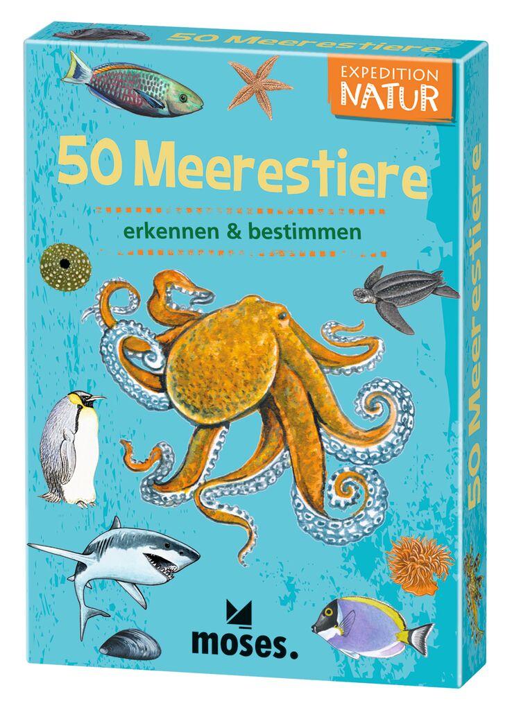 Expedition Natur - 50 Meerestiere