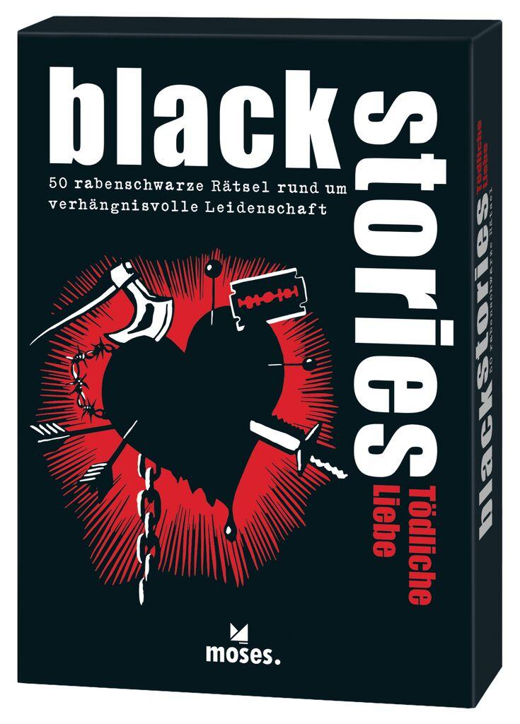black stories - Tödliche Liebe Edition