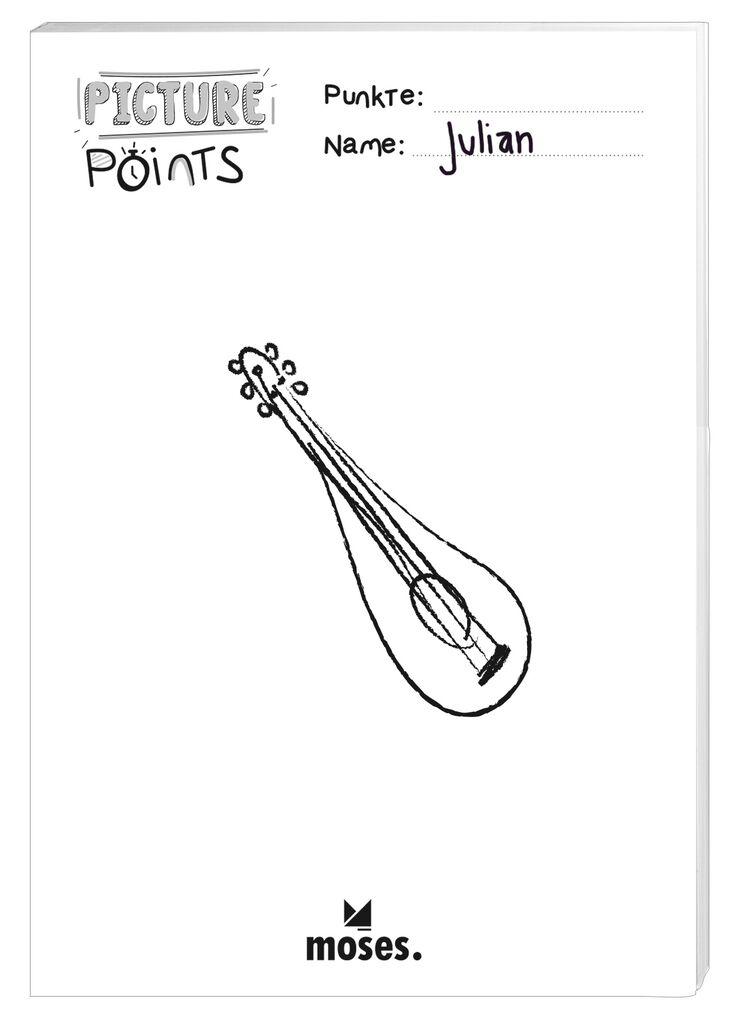 Picture Points - Schnelles Zeichen- und Ratespiel