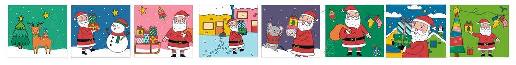 Projektorlampe Weihnachtsgeschichten