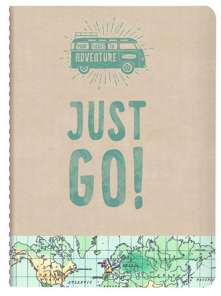 Fernweh Notizhefte Travel Notes 3er Set