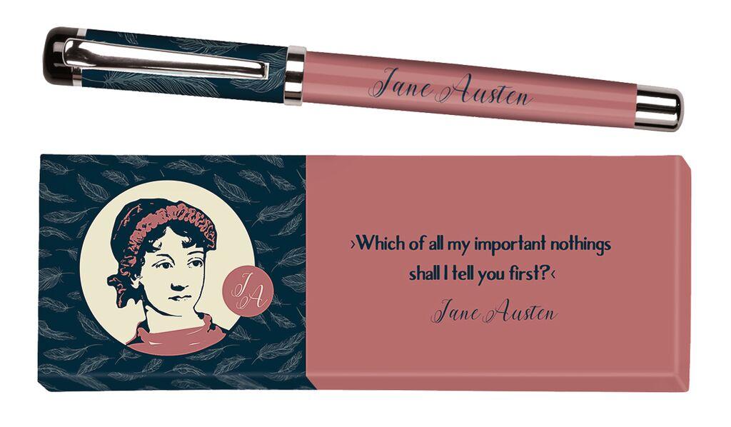 Tintenroller Jane Austen