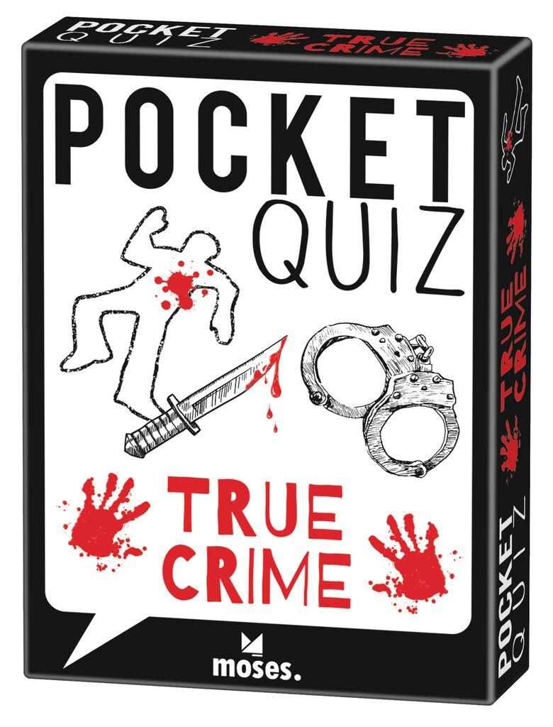 Pocket Quiz - True Crime