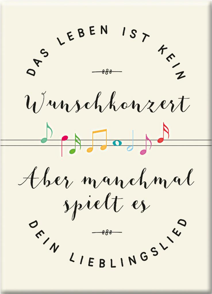 Magnet Wunschkonzert