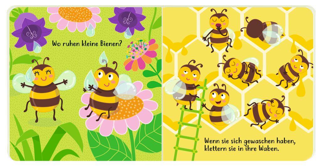 Krabbelkäfer Bilderbuch: Gute Nacht, kleiner Krabbelkäfer