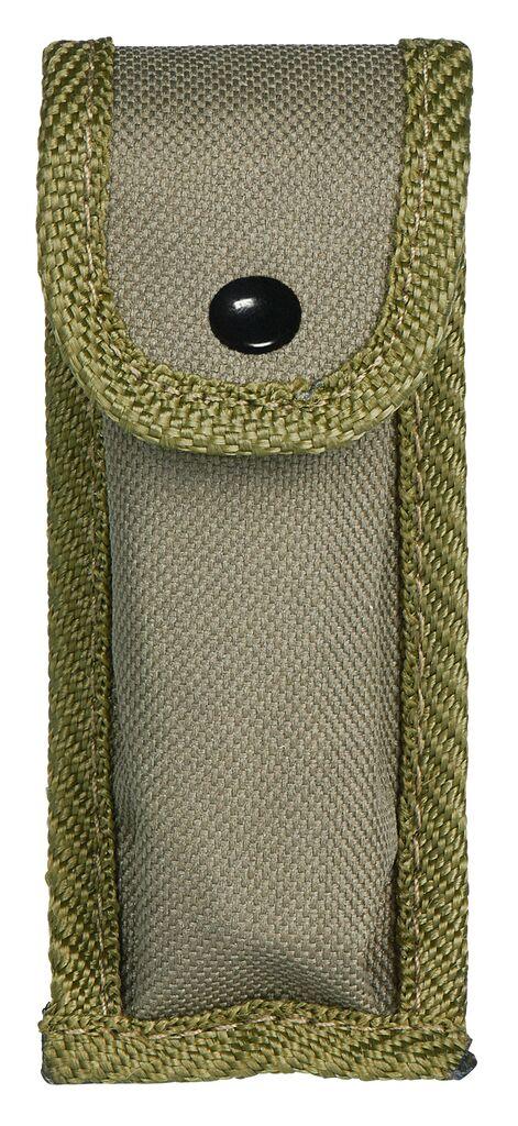Expedition Natur Outdoor-Taschenmesser mit Holzgriff