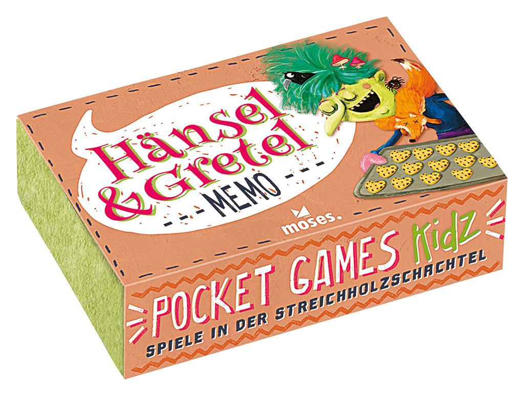 Pocket Games Kidz Hänsel & Gretel