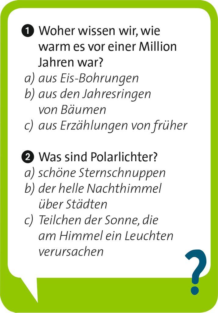 Pocket Quiz junior - Umwelt