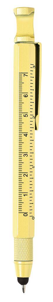 Werkzeugstift 6-in-1 gelb