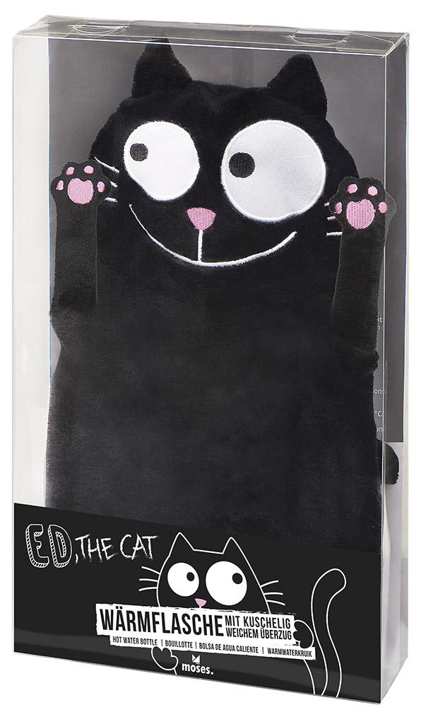 Ed, the Cat Wärmflasche