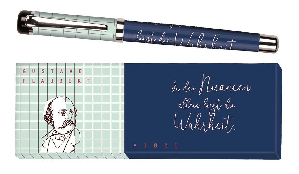 Tintenroller Gustave Flaubert