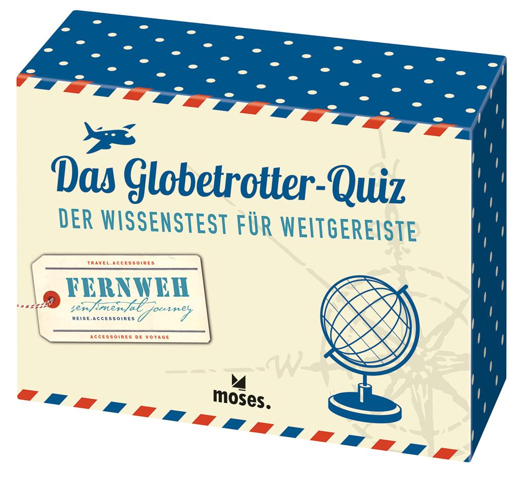 Das Globetrotter-Quiz. Der Wissenstest für Weitgereiste
