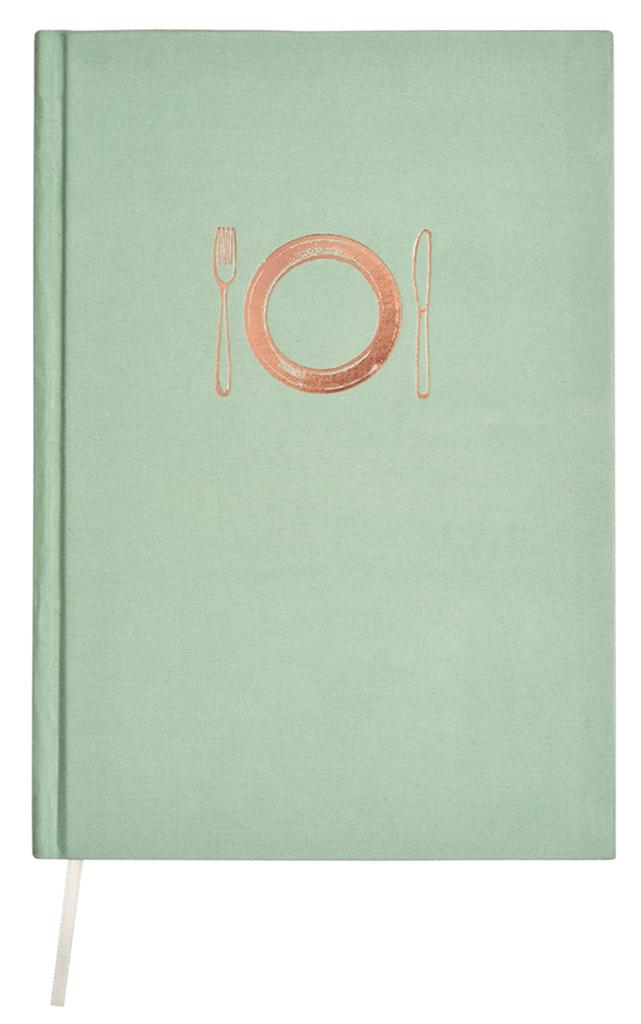cook & STYLE Eintragbuch Besteck