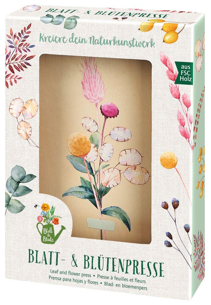 Blatt & Blüte Blatt- und Blütenpresse