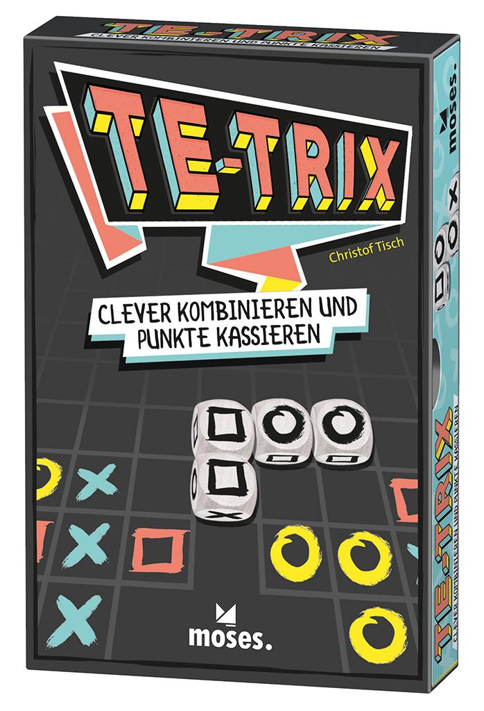 Te-Trix - Würfelspiel