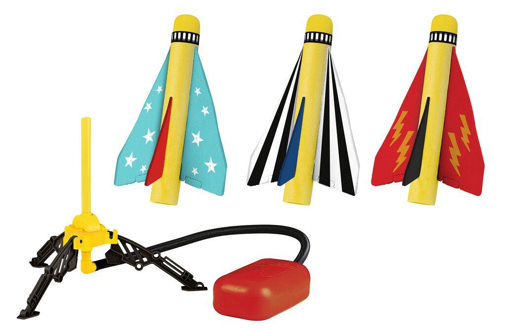 PhänoMINT Luftdruck-Rakete