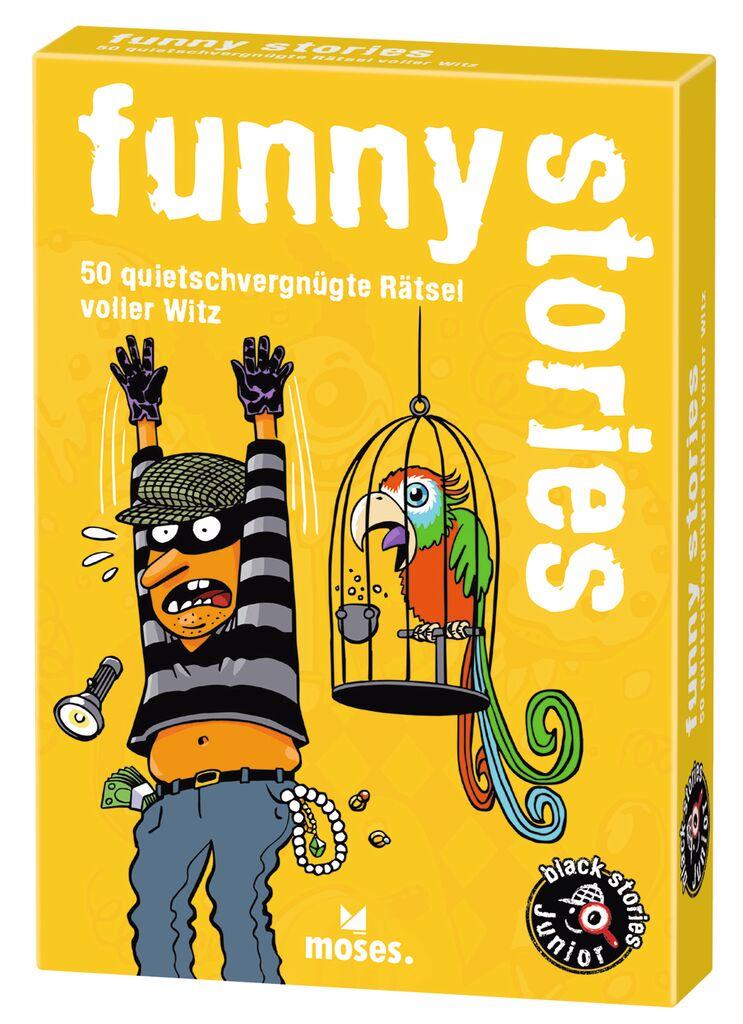 funny stories - black stories Junior