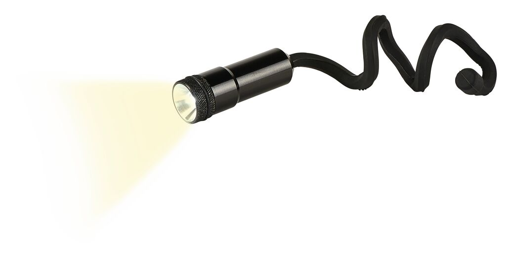 Expedition Natur LED-Twist-Light schwarz