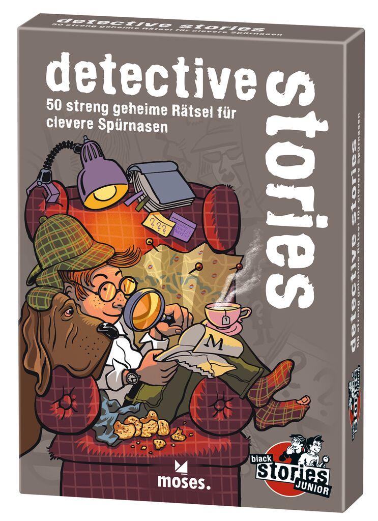 detective stories - black stories Junior