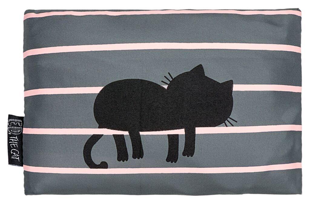 Ed, the Cat Rucksack Stripes